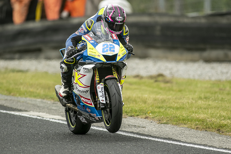 BE Racing Continue Solid 2021 Racing Start At Mondello Park