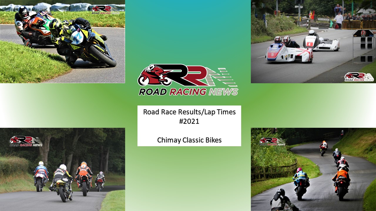 Chimay Classics: Qualifying Results Wrap Up