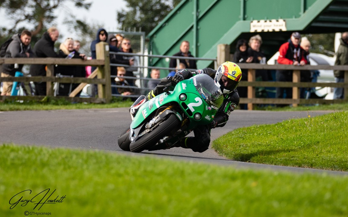 Paton Presence At 'Race of Legends'