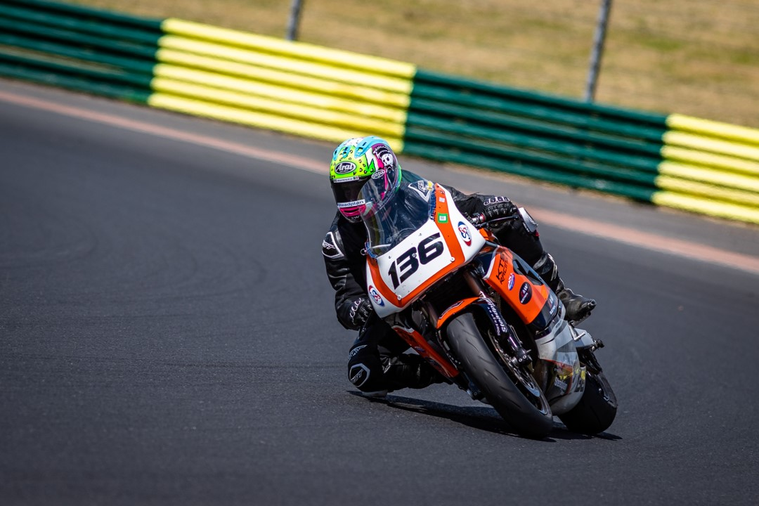 Road Racer's Adventures: NG Road Racing, Cadwell Park