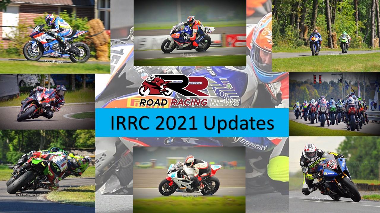 IRRC 2021: Final Championship Standings