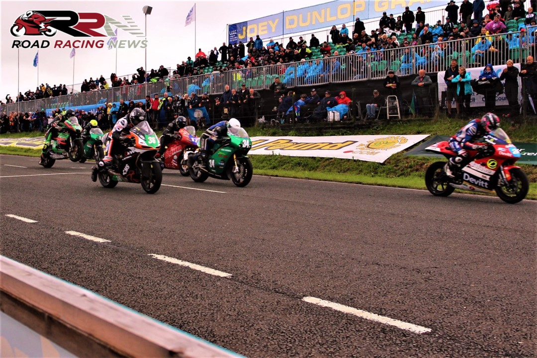 Anniversary Event Goal For Ulster GP Organisers