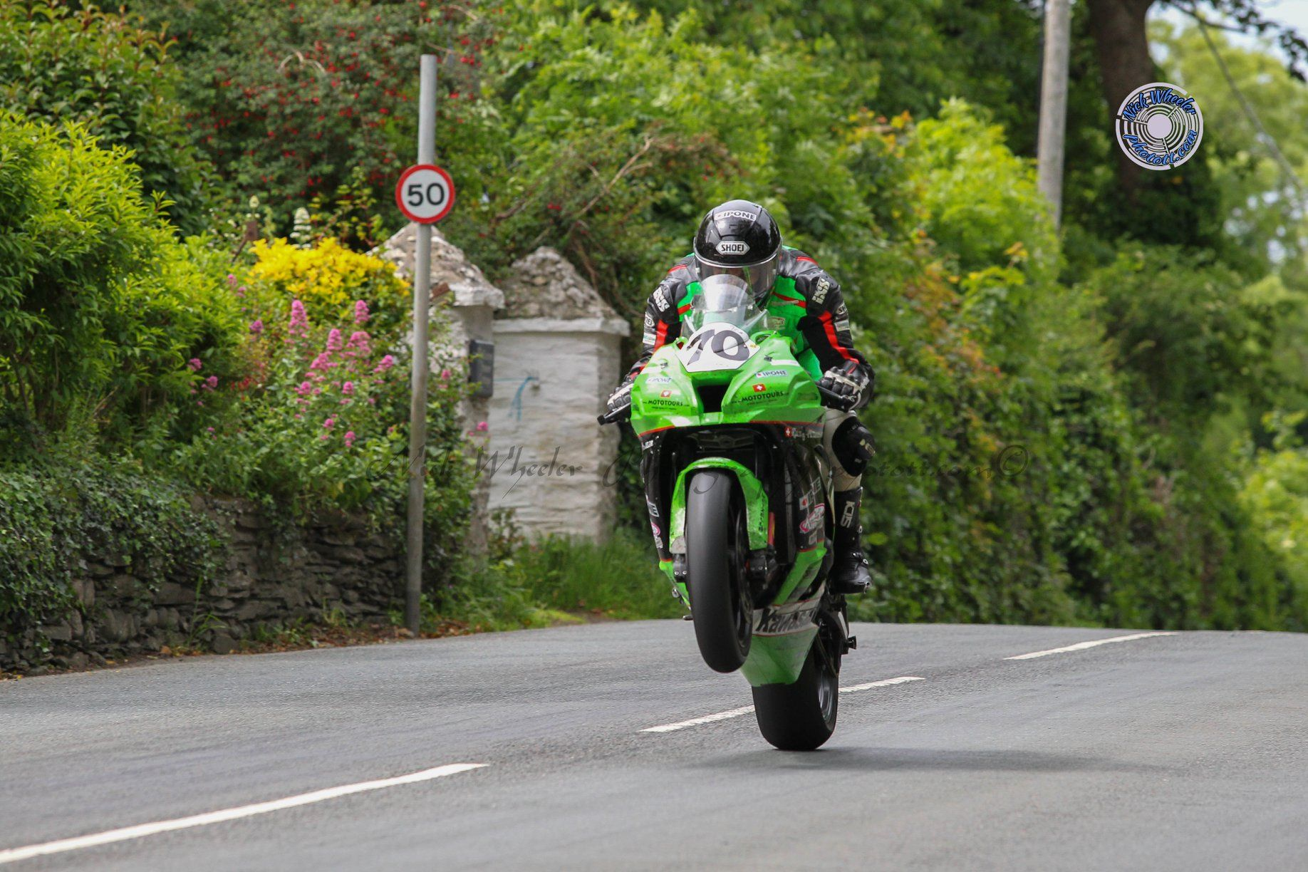 IRRC Horice: Maurer Increases Championship Lead, Wins Record Breaking Contest