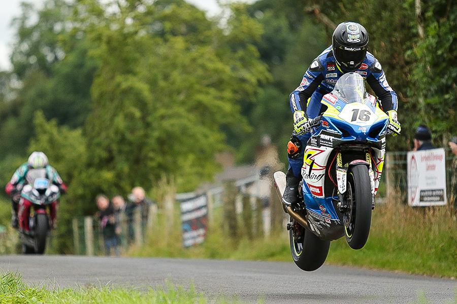Armoy: Browne Makes Accomplished 1000cc Irish Roads Debut