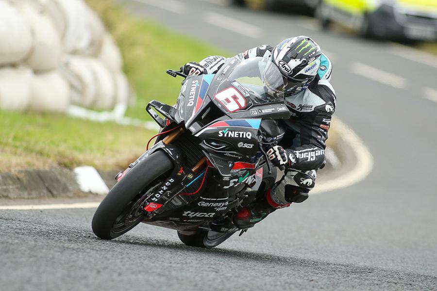 19 Times TT Champion Dunlop Set For Cookstown Enterprise