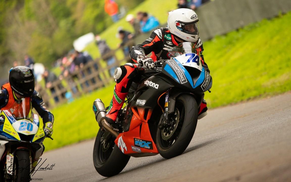 Thompson Makes It Wilson Craig Racing x3 At Aberdare Park