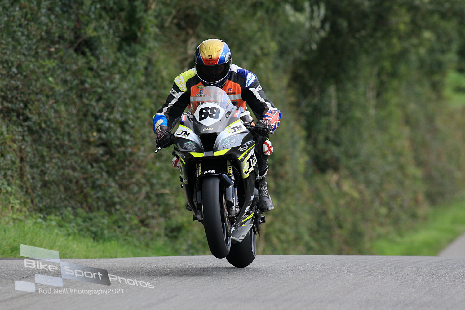 KDM Hire Cookstown 100: Friday Races Summary