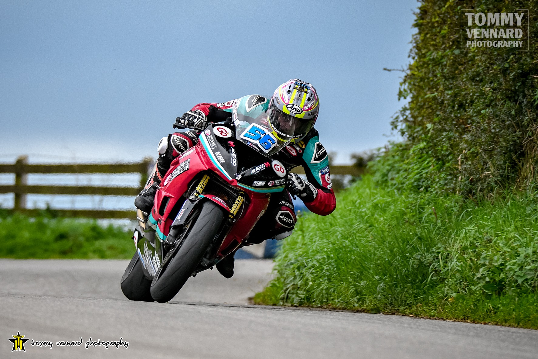 Storming McLean Sprints To Victory, New Cookstown Supersport Lap Record