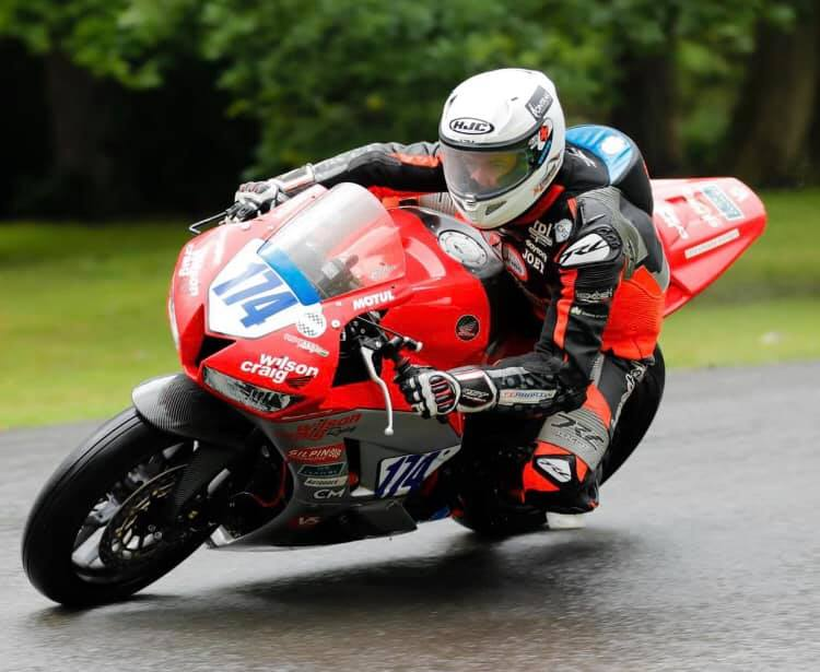 Thompson Gains British Supersport Opportunity With Wilson Craig Racing