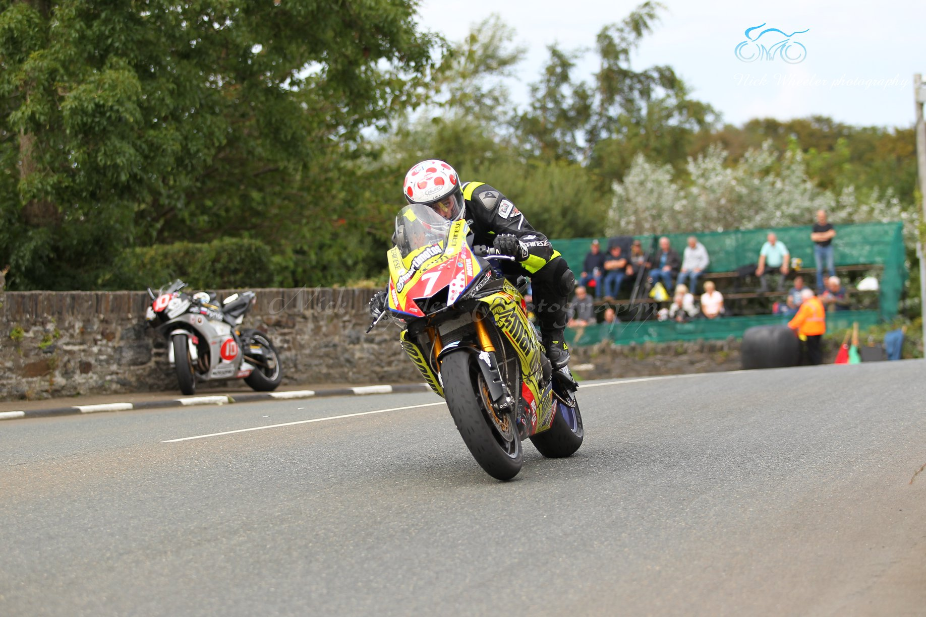Yves Bian Records Supersport Double, Ups Championship Lead