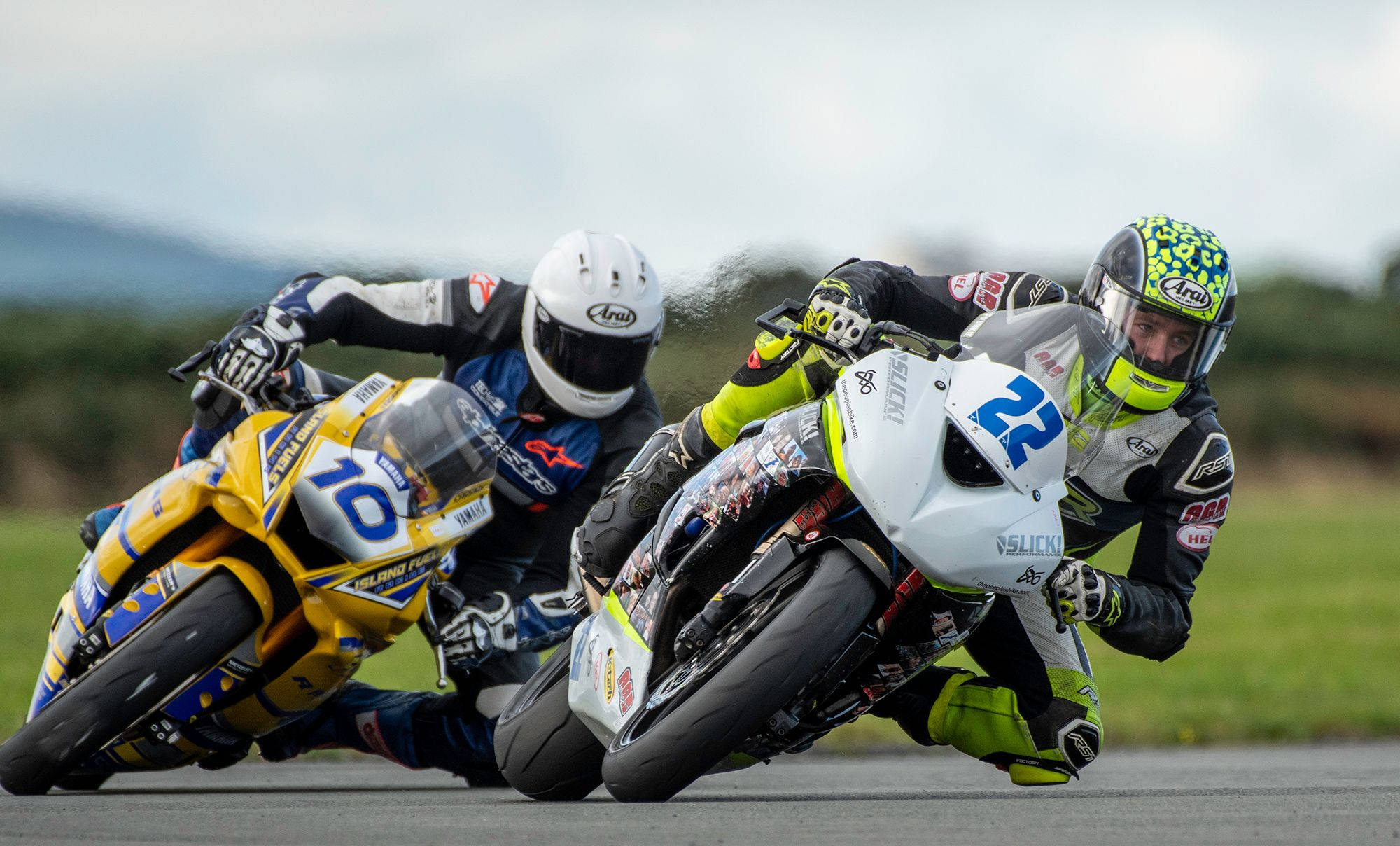 Road Racer's Adventures: Jurby, No Limits, Thundersport Results Collection