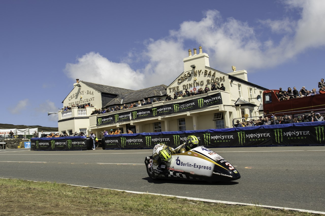 Current, Yesteryear Sidecars To Feature At Hengelo