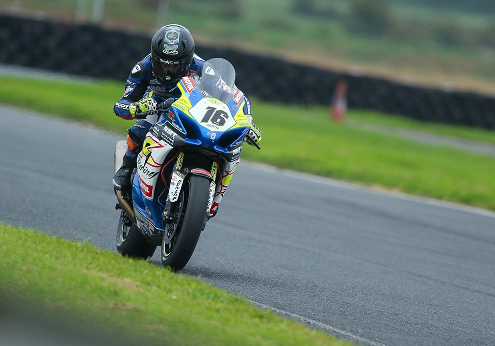 Cookstown 100 Latest: Browne Eyeing Strong Results